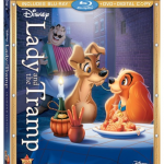 Lady and the Tramp Diamond Edition on Bly-Ray