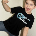 """Baby Rock Apparel """"G is for Guitar"""" 2"""