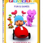 POCOYO Fun & Games DVD