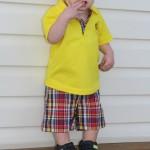 Carter's Watch The Wear: Boys Short Set's