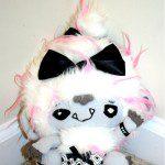 adorable snowman stuffed animal