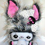 Baby Warewolf Stuffed Animal