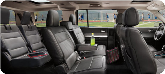Ford Flex Seating For