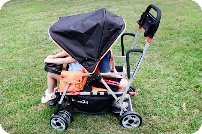 Joovy: Caboose Ultralight Stroller - Real Mom Reviews