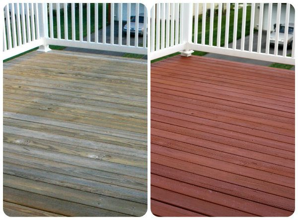 Thompson S Oxy Cleaner And Deck Stain Real Mom Reviews