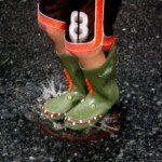 Kidorable Dinosaur Rain Boots