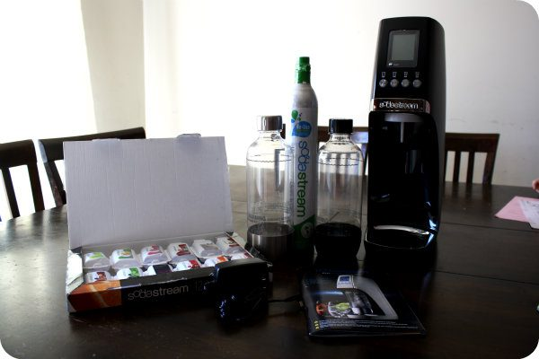 the revolution is the first automatic sodastream - Sodastream Reviews