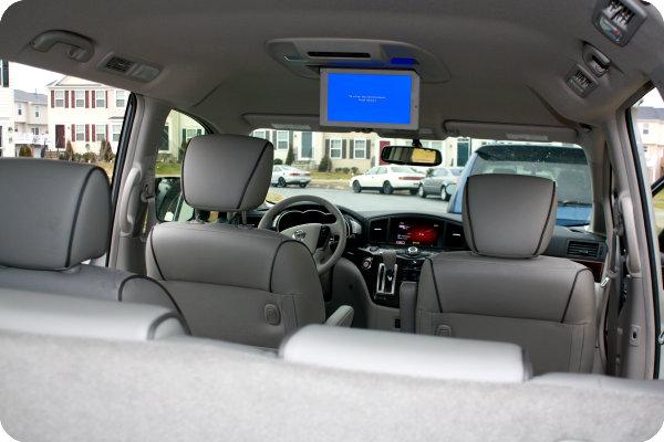 2013 Nissan Quest LE