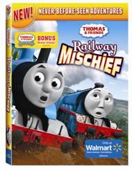 Thomas & Friends®: Railway Mischief