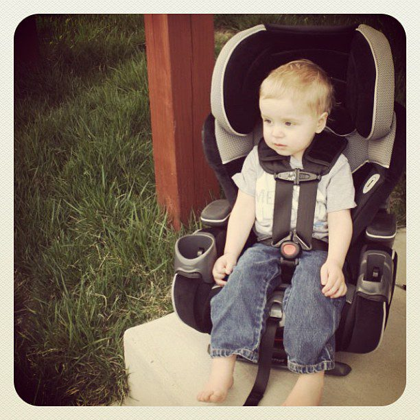 Baby Trend Trendz FastBack 3-in-1 Car Seat