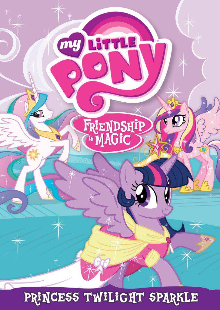 My Little Pony: Friendship is Magic - Princess Twilight Sparkle