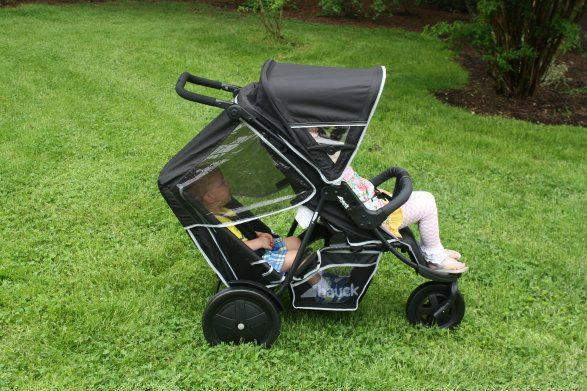 Hauck Freerider Double Stroller