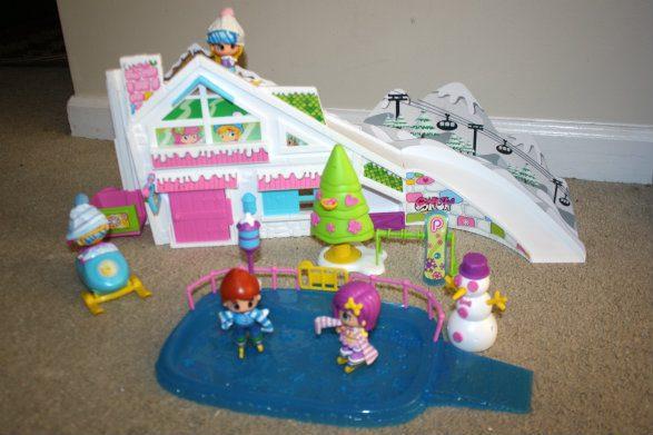 Pinypon Ski Lodge & Snow Adventure Car