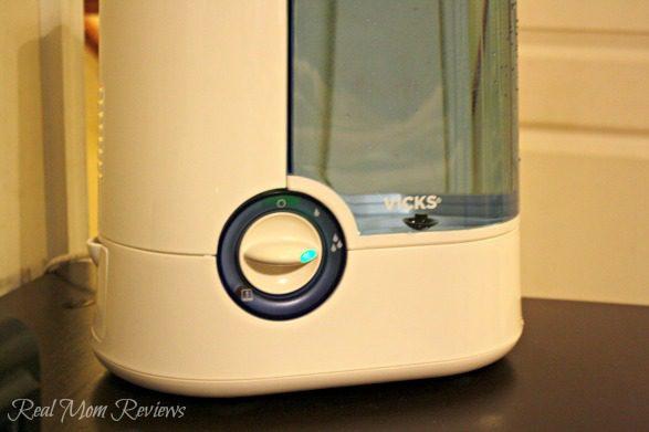 Vick S Warm Moisture Humidifier Real Mom Reviews