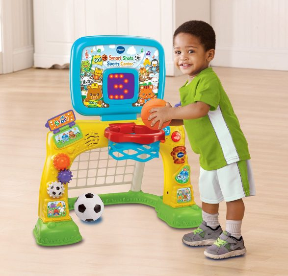 Toys Balls Sports Toddlers Boys : Four perfect toddler toys from vtech real mom reviews