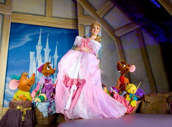 Disney Live Presents Three Classic Fairytales at Hershey Theatre