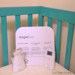 Angelcare AC403 Movement & Sound Baby Monitor
