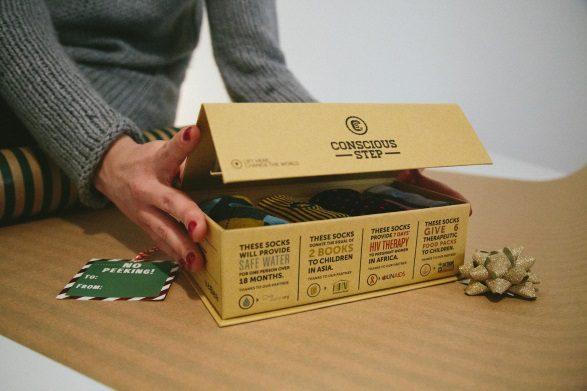 Conscious Step Gift Ready Box