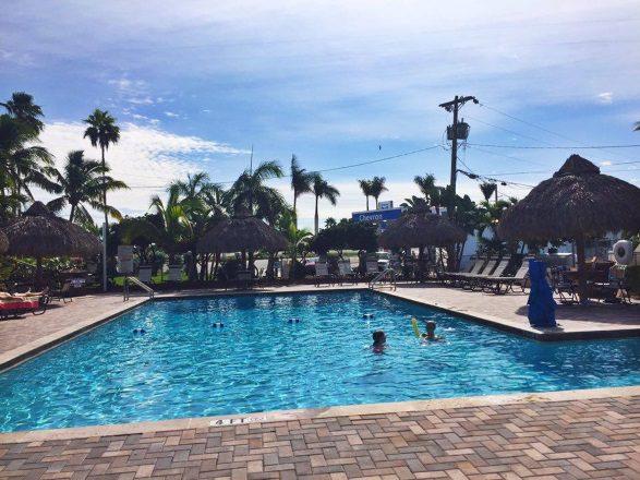 Sunshine Key Resort Pool