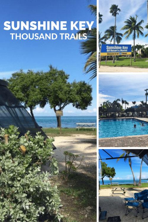 Thousand Trails Sunshine Key RV Resort in Big Pine Key, FL