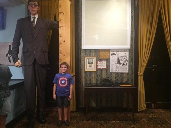 Tallest man ever