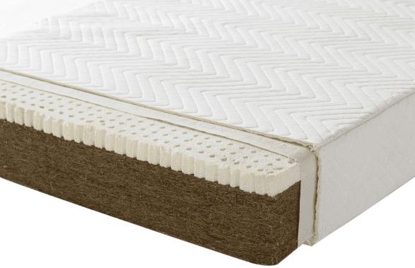 Primrose Deluxe 2-in-1 Crib Mattress