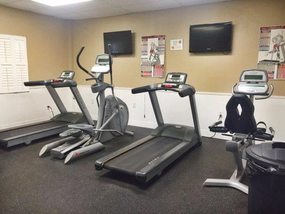 Sherwood Forest Gym