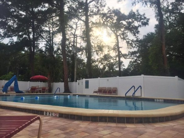 Three Flags Rv Campground Wildwood Fl Real Mom Reviews