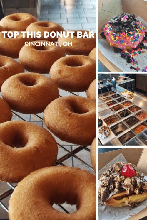 Top This Donut Bar in Cincinnati, OH