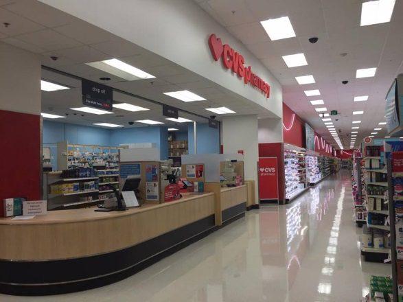 CVS Pharmacy inside Target