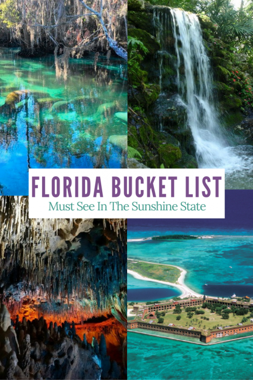 The Florida Bucket List Things To Do In Florida